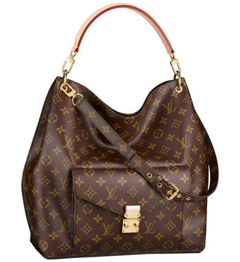 louis vuitton  launch monogrammed metis    year luxurylaunches