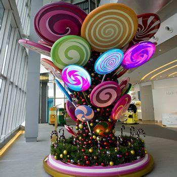giant candy decorations tree pesquisa google fg proj