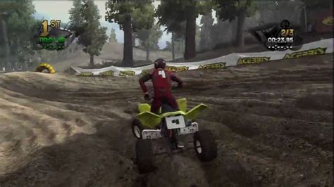 Mx Vs. Atv Reflex (ps3) Racing Atvs