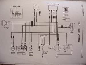 Need Wiring Diagram Lt250r - Page 2