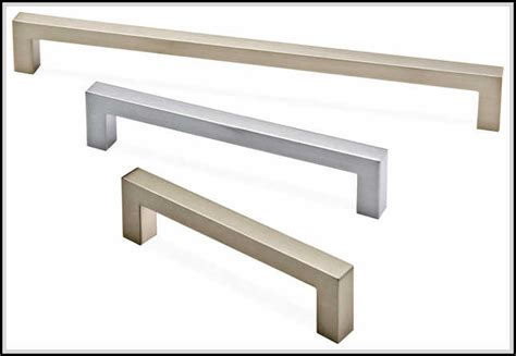Popular Modern Cabinet Pulls Varieties Mixing Function