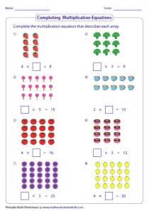 fractions number line worksheets multiplication arrays worksheets abitlikethis