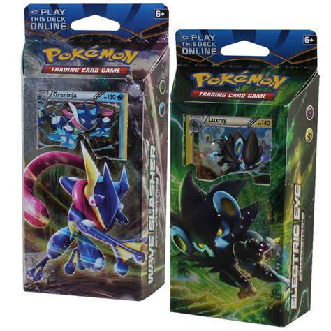 Pokemon Cards  Xy Breakpoint  Theme Decks  Set Of 2