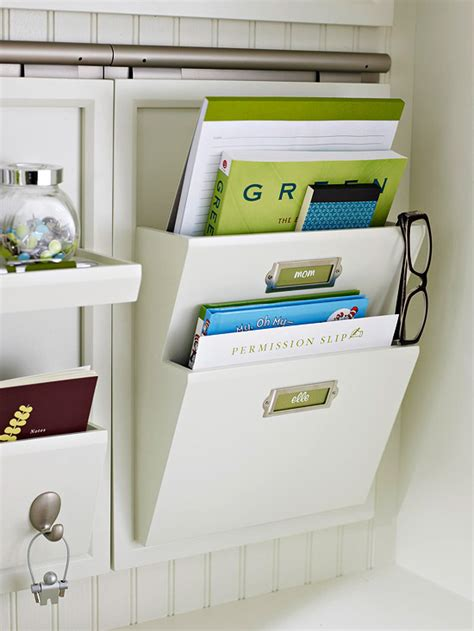 kitchen paper organizer organizing a kitchen command center clean and scentsible 2419
