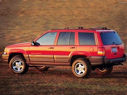 Jeep Cherokee Grand 1996 98 Laredo Zj