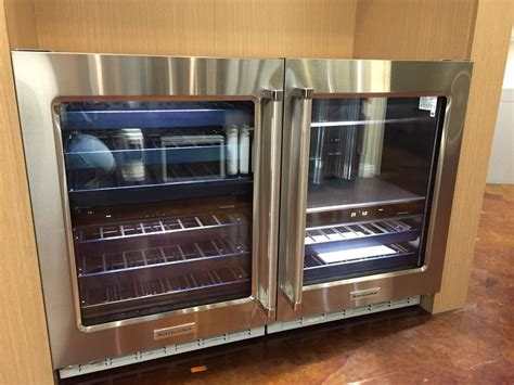Kitchenaid Bar Appliances all new kitchenaid counter refrigerator and beverage
