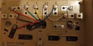 Wiring Diagram For Trane Weathertron Baystat240