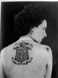 Tattoos in More Books and Films; Dog Art at William Secord - NYTimes.com