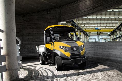ATX340E   Electric utility vehicles