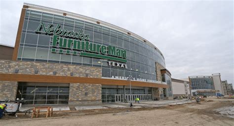 nebraska furniture mart  texas redefines big box local