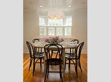 Wonderful Round Table with Lazy Dining Chairs Beige Carpet