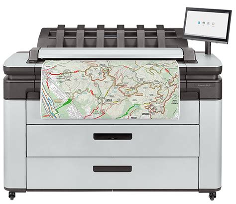 HP DesignJet XL 3600 Multifunction Printer Series | Repro