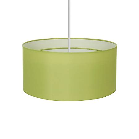 two tier l shade george home two tier light shade green lighting asda