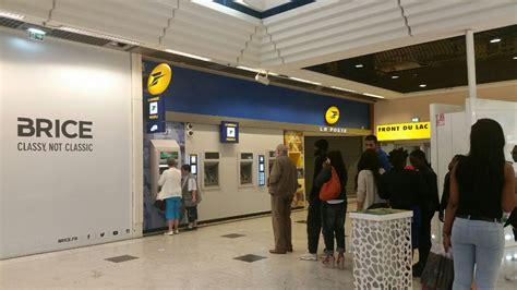 bureau de poste opera la poste centre commercial créteil soleil à en métro