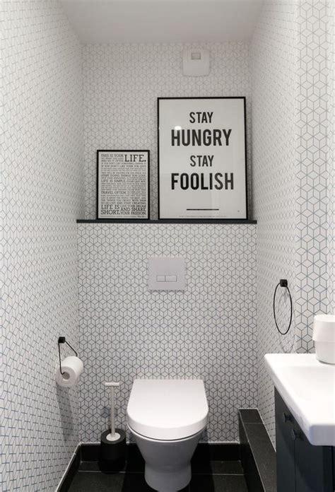 toilette bouche comment faire toilettes en noir et blanc appartement parisien de 120m2 gcg architectes salle de bain