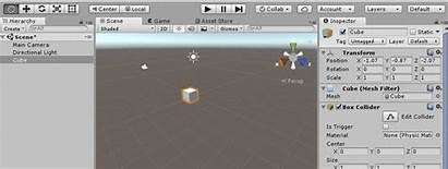 Transform Unity Learning Tools Tutorial Move