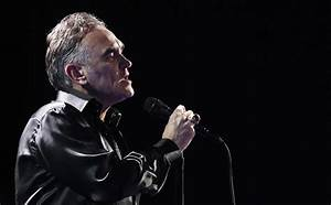 Morrissey Says There is 'No Difference' Between Eating ...