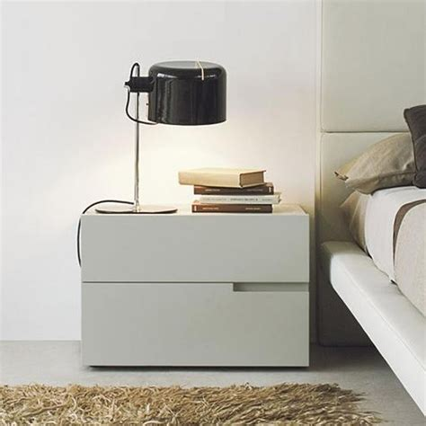 two drawers bedside table sangiacomo furniture
