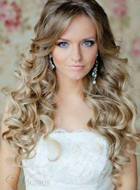 peinados de novia pelo suelto  mas informacion