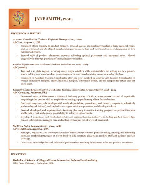 State Resume Sles by Sales Expert Resume