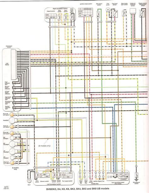Faq Colored Wiring Diagram All Suzuki