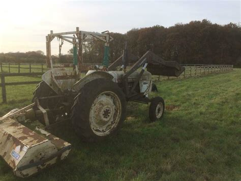 tractor  sale  chinnor oxfordshire gumtree