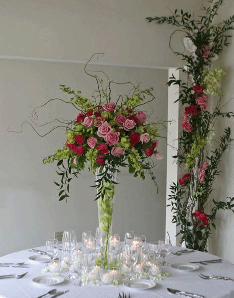 wedding centerpiece vases