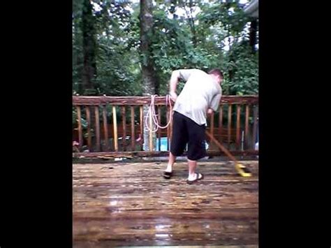 olympic deck cleaner youtube