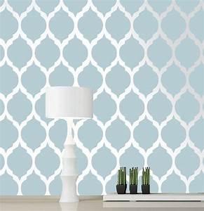 Schablonen Für Wände : die besten 17 ideen zu marokkanische schablonen auf pinterest stencilschablonen schablonen ~ Sanjose-hotels-ca.com Haus und Dekorationen