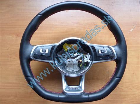 Volante Golf 7 by Volant Vw Golf 7 Gti Kupispredas Sk