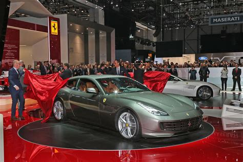'we Will Not Build A Ferrari Suv,' Boss Confirms At Geneva