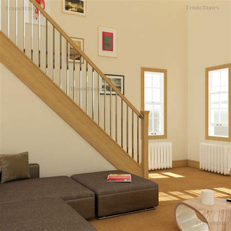 Axxys Squared Mk1 Stair Banister System