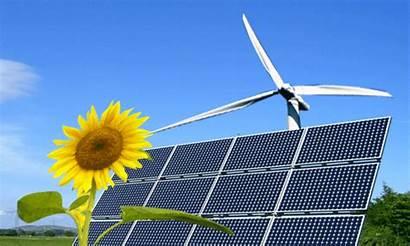 Wind Solar Energy Power Combined