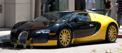 Hollywood, Bugatti Veyron, And Pink's
