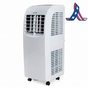 Della Air Conditioner Cooling Fan 8 000 Btu Portable