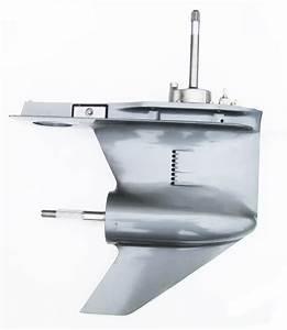 Mercury Marine 200  225  250 Hp Lower Unit Gear Case