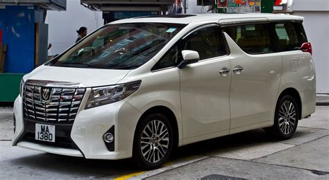 Review Toyota Alphard by Datei Toyota Alphard 350 V6 Iii Frontansicht 2 April