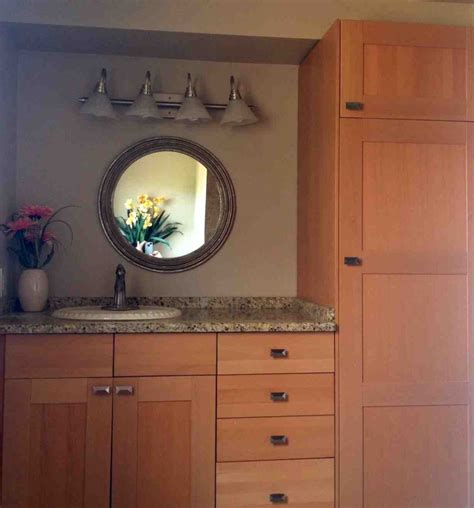 Using Kitchen Cabinets In Bathroom using kitchen cabinets in bathroom home furniture design