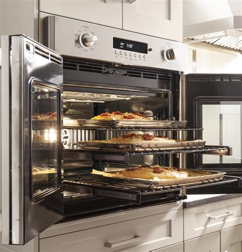 zetfhss monogram  professional french door wall oven convection stainless steel