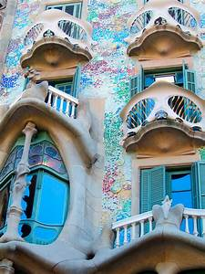 Casa Batll U00f3  The Masterpiece By Antoni Gaud U00ed  U2013 Barcelona  Spain