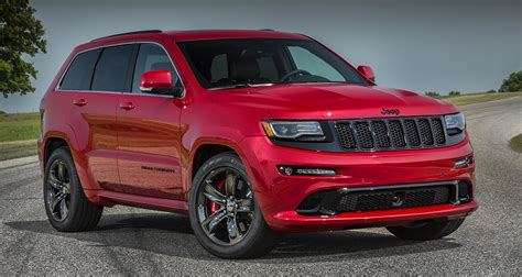 jeep srt8 jeep grand cherokee wk2 2015 srt8 red vapor edition