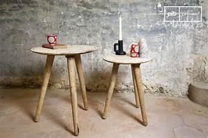 Table Basse Boheme : table gigogne minelle une paire de tables pour une d co pib ~ Teatrodelosmanantiales.com Idées de Décoration
