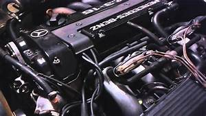 Mercedes 190e W201 2 3 16v Engine Rattle