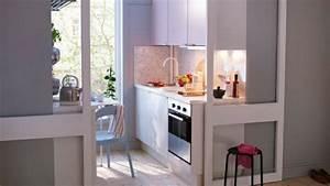 Kleine Küchen Einrichten : wie k nnen sie schlau die kleine k che einrichten 10 n tzliche ideen ~ Indierocktalk.com Haus und Dekorationen