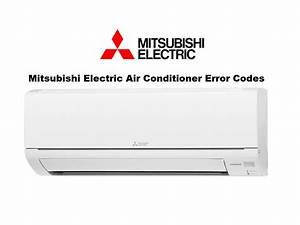Mitsubishi Electric Ac Error Codes  U2013 Mr Slim P  K Series