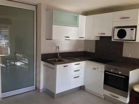 Faire Une Italienne Dans Un Appartement by Am 233 Nagement D Une Cuisine Dans Un Petit Appartement 224
