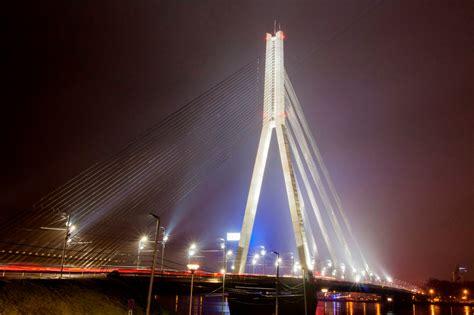 AS Latvijas tilti nodod Rīgas pilsētai dāvinājumu - Vanšu ...