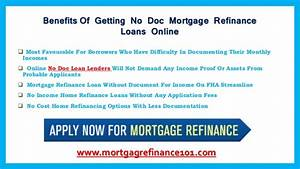 How can no doc mortgage loans work for you with low rates for No documentation mortgage