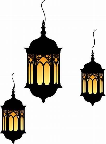 Islamic Ramadan Vector Quran Clipart Islam Lights