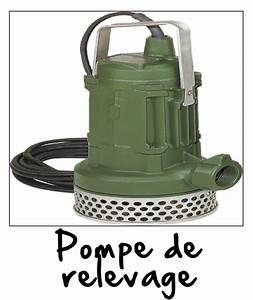 Pompe De Relevage Assainissement : les pompes ~ Melissatoandfro.com Idées de Décoration